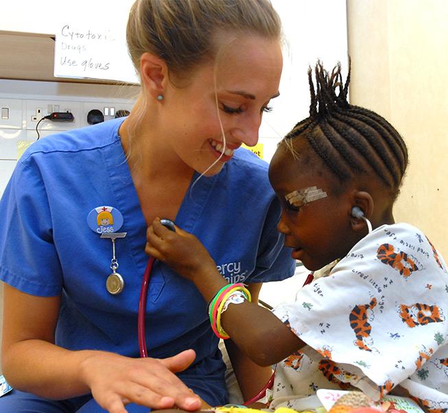 Nursing intership In Africa